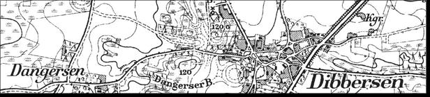 Dibbersen & Dangersen: historisch (c) LGLN