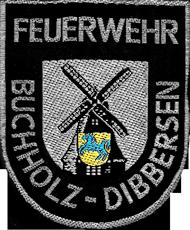 Logo Freiwillige Feuerwehr Dibbersen (Stickwappen)©Stadt Buchholz in der Nordheide