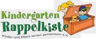 Logo Kindergarten Rappelkiste, Dibbersen©Kindergarten Rappelkiste, Buchholz